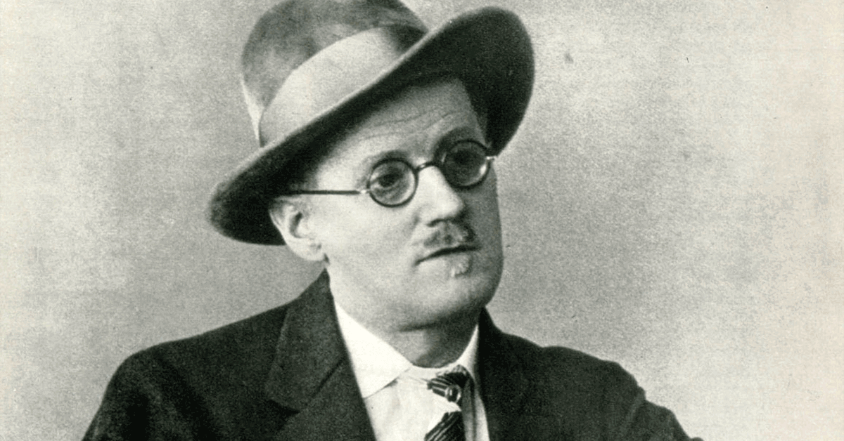 Silvia Mazzau - James Joyce