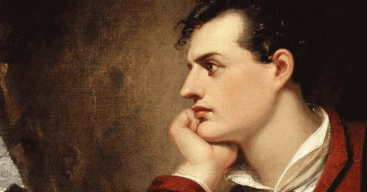 Silvia Mazzau - Lord Byron