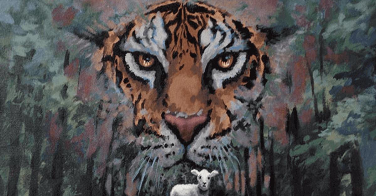 Silvia Mazzau - The Lamb & The Tyger