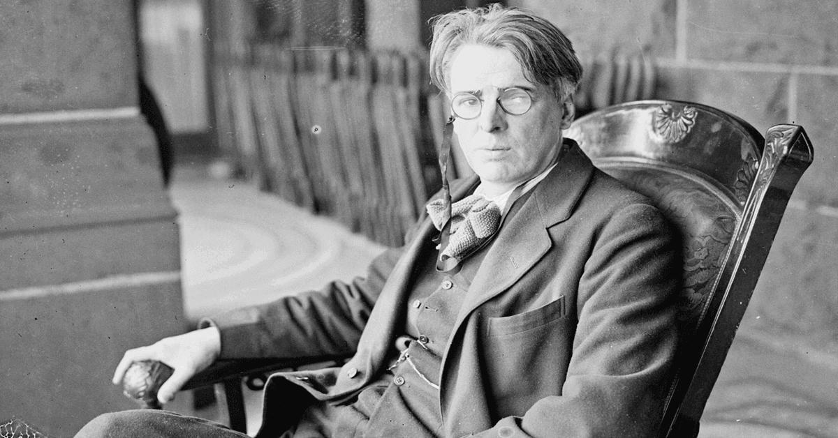 Silvia Mazzau - William Butler Yeats